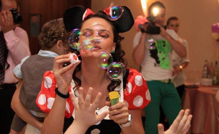 Animatori Petreceri Copii - Minnie Mouse