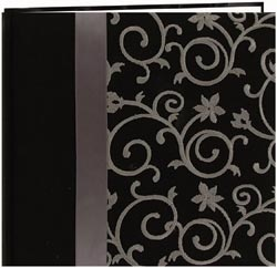 Archiver's Scrapbook...three colors to choose from. I really like these for family albums.