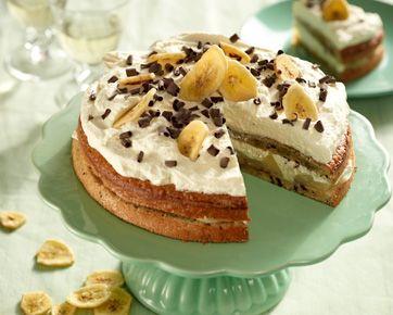 Lagkage med banan og chokolade Læsernes bedste opskrift kommer i denne uge fra Alice Nielsen fra Esbjerg Ø. Se hendes opskrift på Lagkage med banan og chokolade her