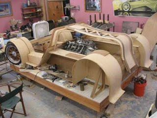 Autos de Madera. | Quiero más diseño