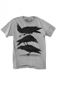 Maiden Voyage Clothing co. Men's Council of Crows Tee