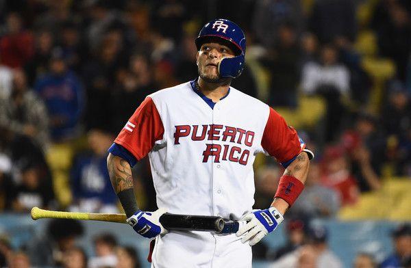 Yadier Molina Photos Photos - World Baseball Classic - Championship Round - Game 1 - Netherlands v Puerto Rico - Zimbio