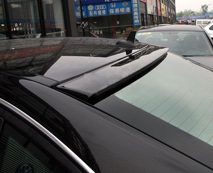 C Class W204 Carbon Fiber Roof Spoiler