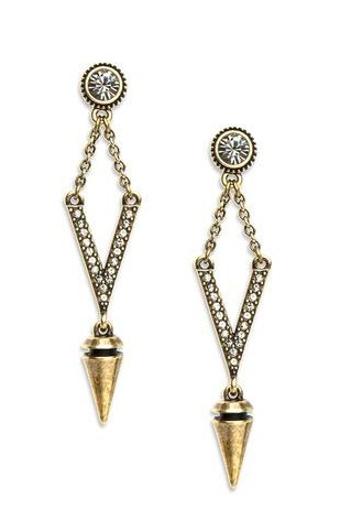 Untamed Earrings