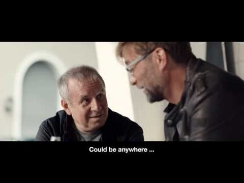 Opel | Explaining a new app function within a good story. Klopp is the new manager of Liverpool FC. But still driving Insignia. - YouTube