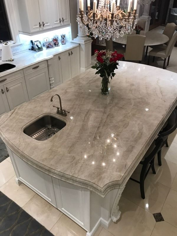 White Kitchen Calacatta Oro Marble Backsplash Cararra Marble