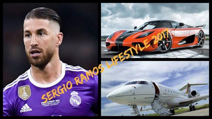 Sergio Ramos Lifestyle, Girlfriend, House, Cars, Net Worth, Salary, Family, Biography 2017