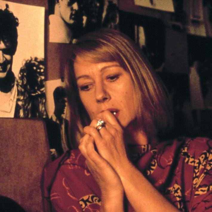 """Helen Mirren en """"El Placer de los Extraños"""" (The Comfort of Strangers), 1990"""