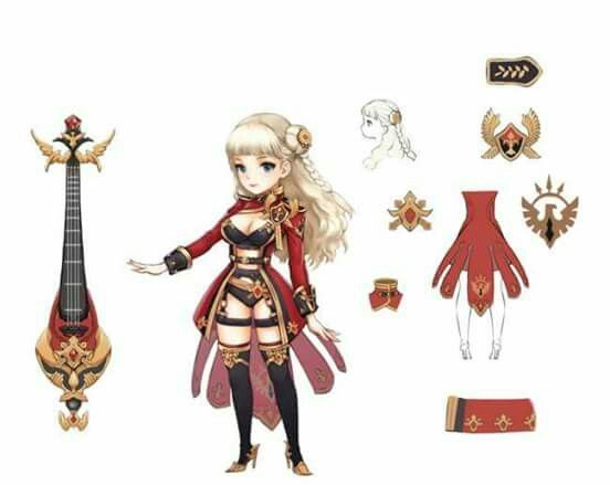 seven knights - Google Search