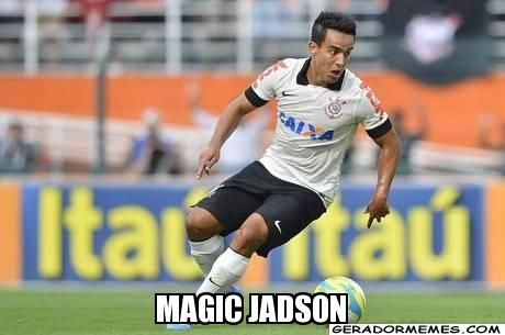 Sport Club Corinthians Paulista - Magic Jadson: He's back!