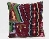 oversized floor pillow 18x18 turkish pillow case unique throw pillow boho cushion cover urban throw pillow designer pillow kilim rug 29847