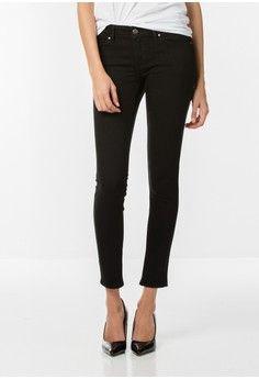 Wanita > Pakaian > Bawahan > Jeans > Levi's Revel Skinny Jeans - Black Rinse > LEVI'S