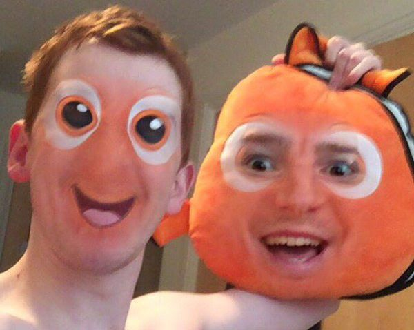 20 Face Swaps That Are Actually So Bad They're Good | The Blended Fun