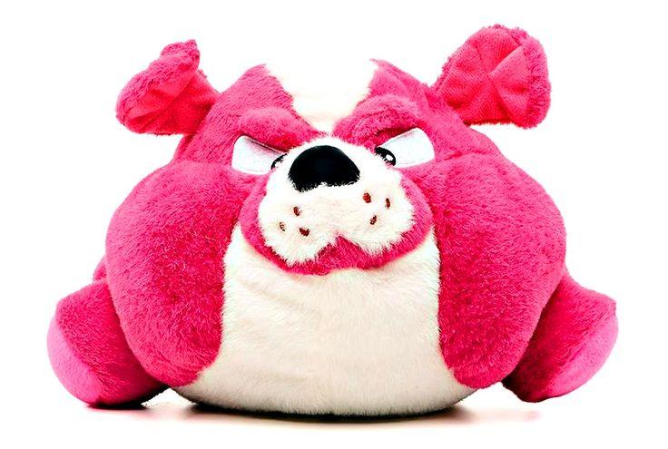 Гламурный бульдожек в подарок на год Собаки.