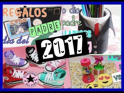 DIY - 10 IDEAS PARA EL DIA DEL PADRE SUPER FACILES Y BONITAS - YouTube