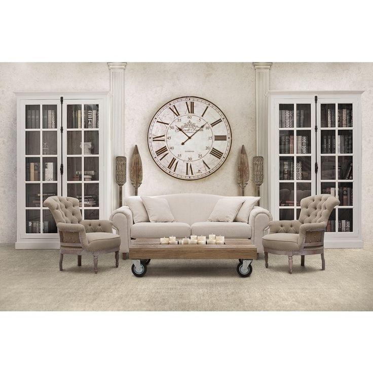 Шкаф-витрина Mabel - Книжные шкафы, витрины, библиотеки - Гостиная и кабинет…