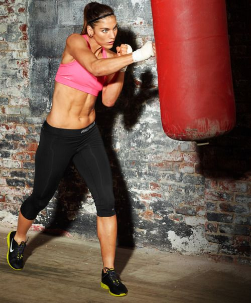 boxing: Fit Workout, Girls Crushes, Abs, Kicks Ass, Motivation, Hope Solo, Fit Inspiration, Hopesolo, Bags