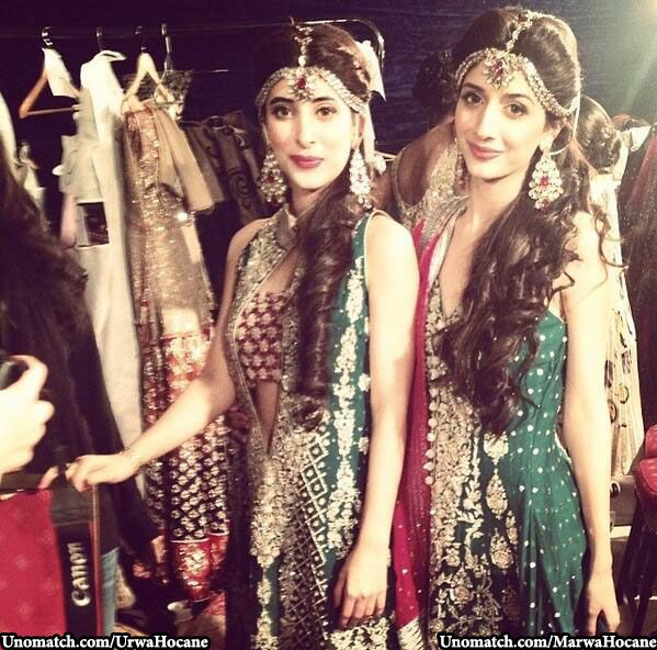 vj mawra and urwa hocane
