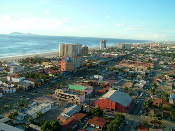Rosarito Mexico Beach Aerial Shot Looking North My Mission In 2018 Pinterest Baja California And