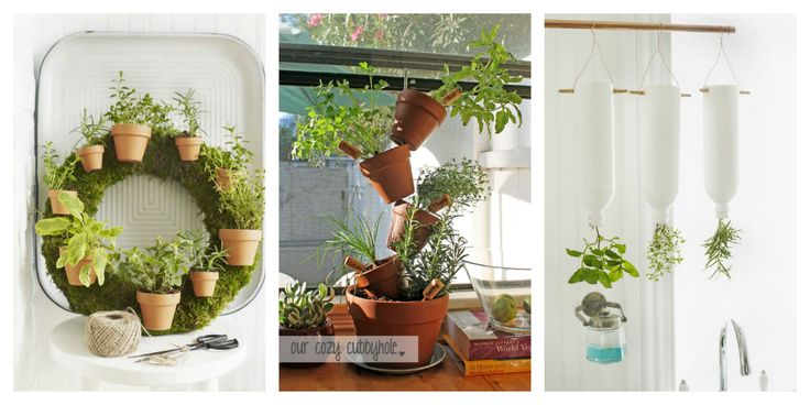 If you love food and everything about cooking than you will love these awesome diy herbs garden ideas. How amazing is to have little herbs garden in your h
