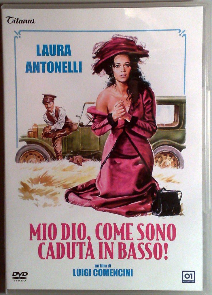 MIO DIO COME SONO CADUTA IN BASSO - Comencini DVD Antonelli Lionello Placido in…