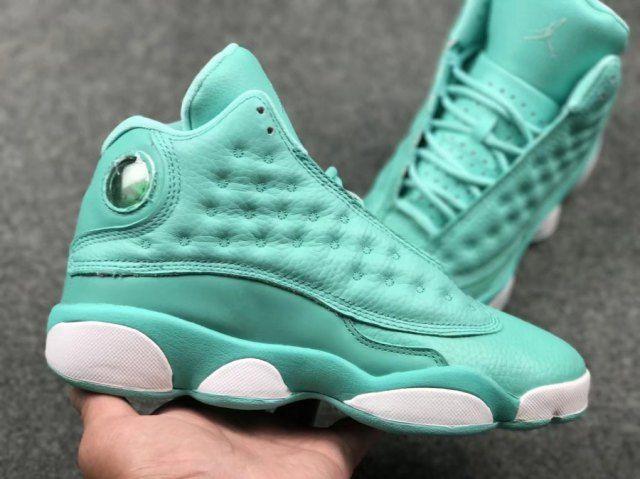 online retailer b90aa 7c1a3 Women s Nike Air Jordan 13 Single Day GS 888165-322 Basketball Shoes