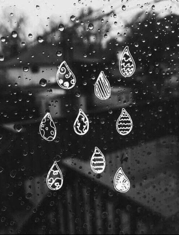 fond, noir, couleur, pluie, Tumblr, tapisserie, fond d'écran, blanc