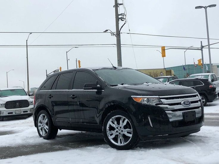 2014 Ford Edge LIMITED*LEATHER*4X4*SUNROOF Cars & Trucks