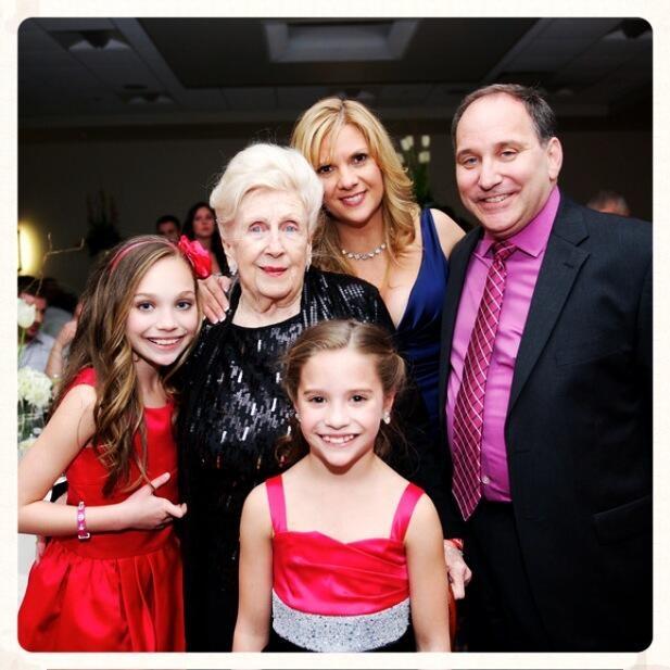 Dance Moms Melissa Ziegler Wedding
