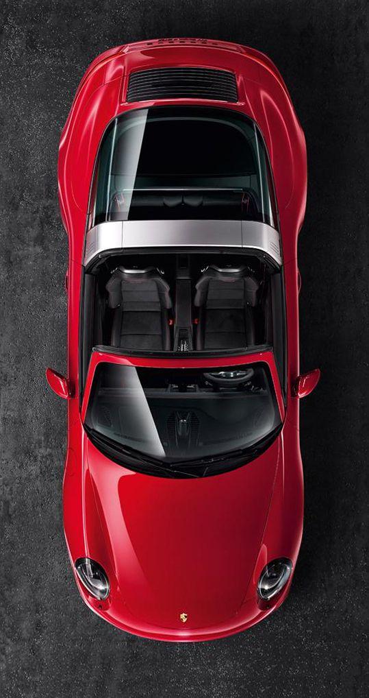 2015 Porsche 911 Targa GTS
