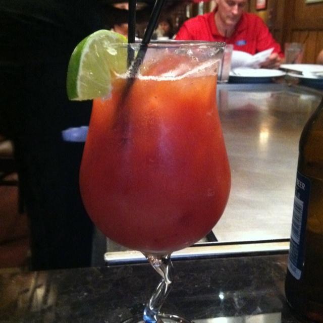 Bloody Mary at Katana in Royal Oak