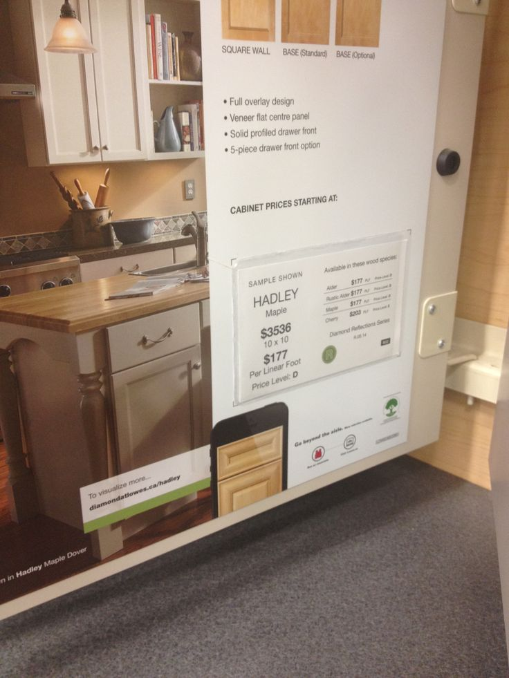 Best Hadley Kitchen Cabinets In Dover At Lowes Cabinet Price 400 x 300