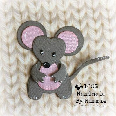 100% Handmade By Rimmie: DIY Muis