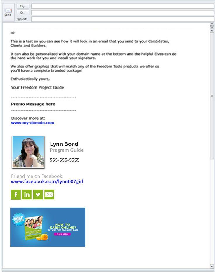 11 best Custom Designs for Hub sites images on Pinterest Career - sample email signature