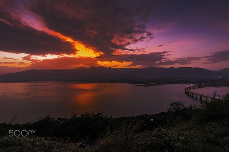 Polifytou Lake - null