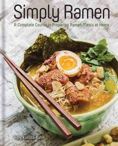 Make delicious and healthy homemade ramen noodle recipes fast and easy! Love homemade ramen but don't want to spend ages looking for remote ingredients and preparing it? Simply Ramen brings delicious,