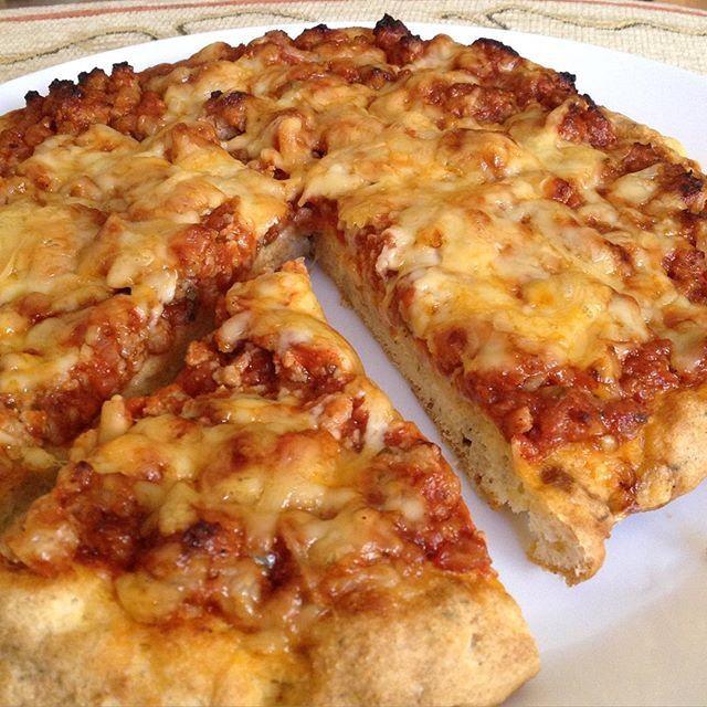 Pizza 2db (EBÉD, VACSORA)