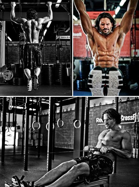 True Blood's Joe Manganiello on His Bromance With Ah-Nold, Getting Bullied as a Skinny Kid, and His New Fitness Book
