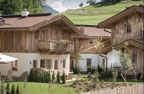 Bildergalerie - Chalets Tirol & Hüttendorf - Herzlich willkommen im Hüttendorf Ladizium in Serfaus-Fiss-Ladis