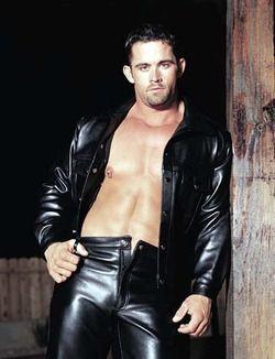 Leather men