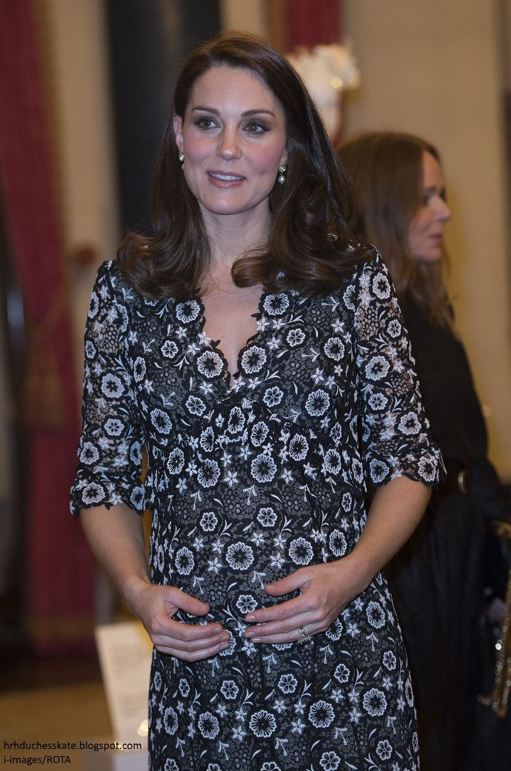 19.02.2018 Duchess Kate: Kate and Sophie Join Forces for Commonwealth Fashion Exchange