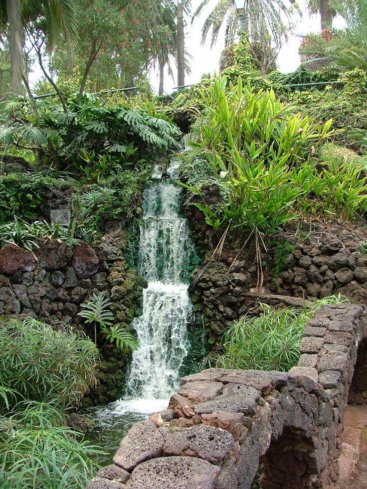 Teneriffa: Parc Taoro