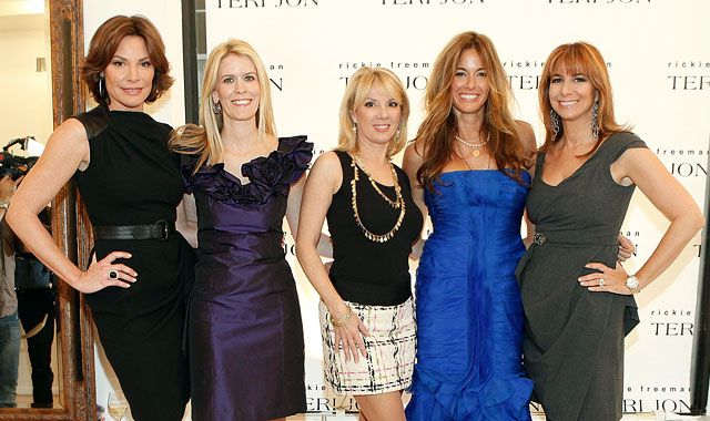 jill zarin villian | Three NYC 'Housewives' Fired