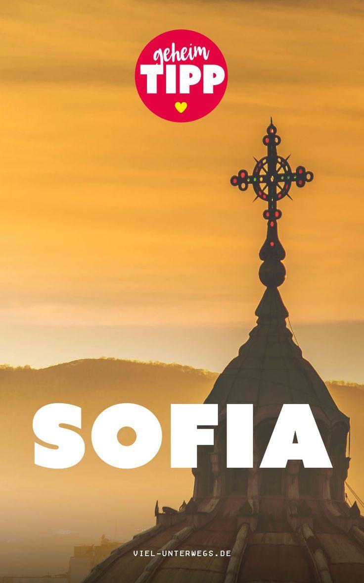 Geheimtipp Sofia – Spannend und überraschend. Alles was du vor deiner Städtereise nach Sofia wissen musst.