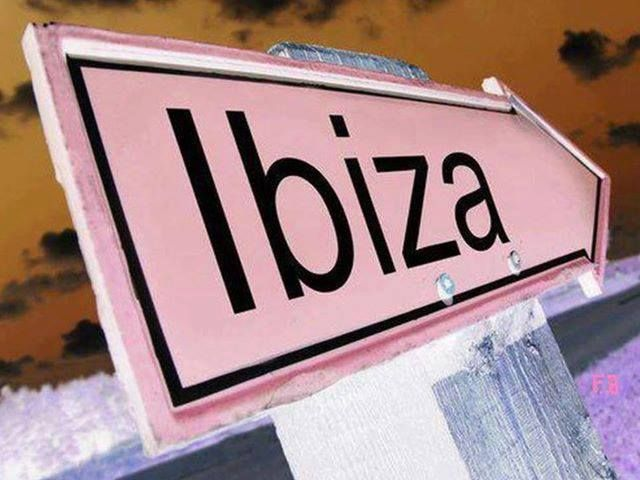 This way to Ibiza ❤