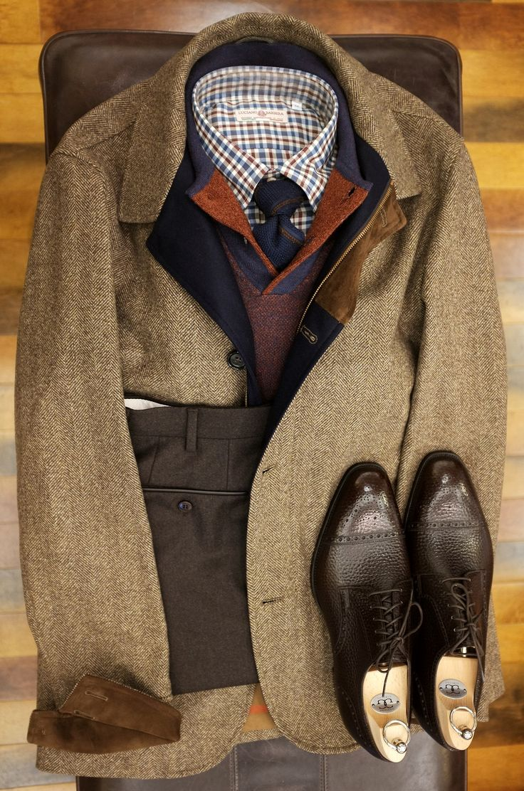 Loving this combination. Very English #Gentleman