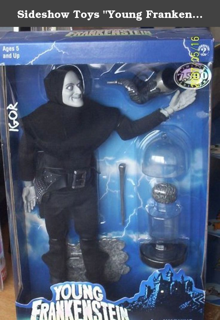 """Sideshow Toys """"Young Frankenstein"""" Limited Edition IGOR 12 Inch Figure. toy."""