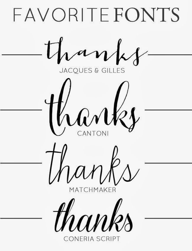 4 Favorite Thanksgivings Fonts - FONT BUNDLE.
