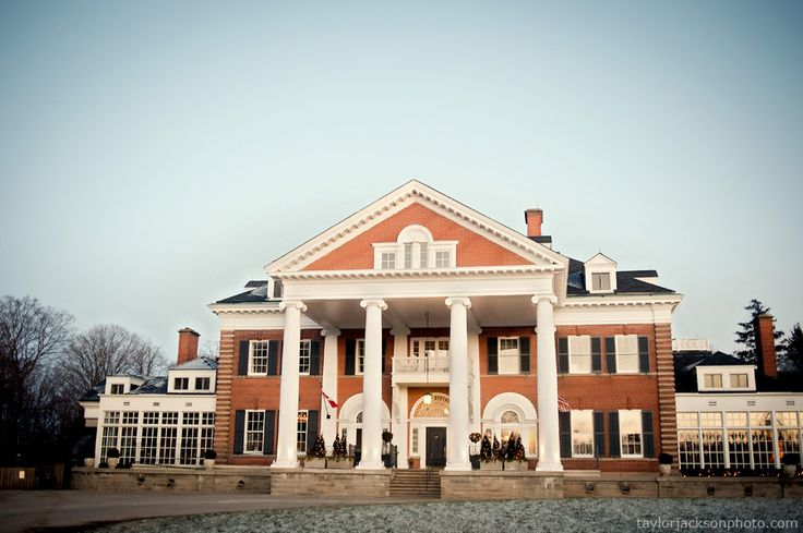 Langdon Hall #wedding