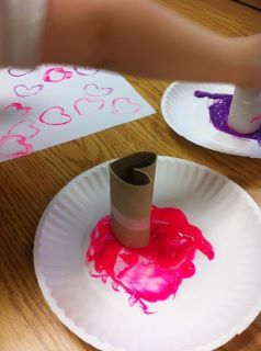 Fold the tubes and then add a piece of tape to keep the kids from squishing the fold out. http://www.teachpreschool.org/2012/02/getting-ready-for-a-valentines-day-party/?utm_source=feedburner&utm_medium=email&utm_campaign=Feed%3A+TeachPreschool+%28Teach+Preschool%29